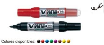 V Super Color Bullet Tip
